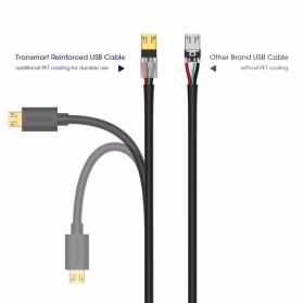 Tronsmart Kabel Micro USB Fast Charging 1 Meter 3PCS - MUPP1 - Black - 6