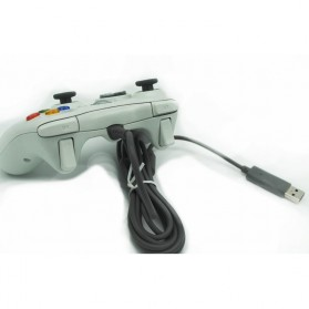 Gamepad USB XBOX 360 - Black - 7