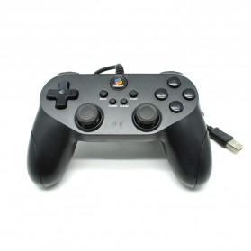 Wireless Gamepad / Joystick - BETOP USB Vibration Controller Game pad Joystick - BTP-BD2E - Black