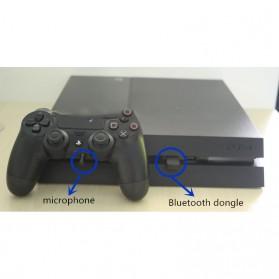 Woopower Mini USB Bluetooth Dongle untuk Playstation PS4 - 78474 - Black - 2