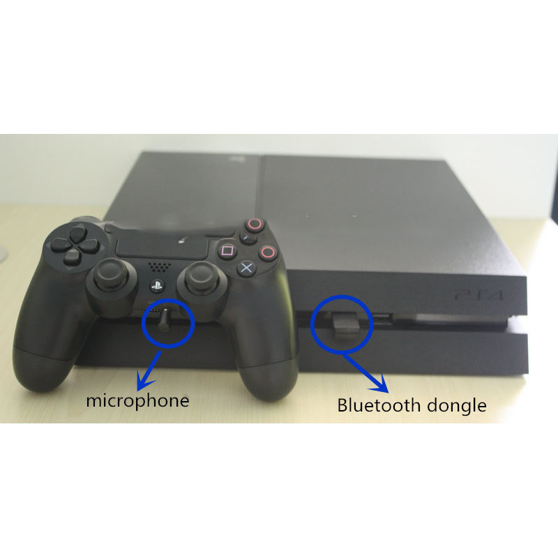 Mini USB Bluetooth Dongle untuk Playstation PS4 - Black - JakartaNotebook.com