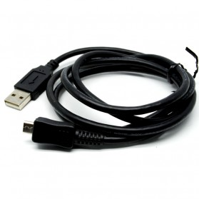Kabel Charger Micro USB - Black - 3