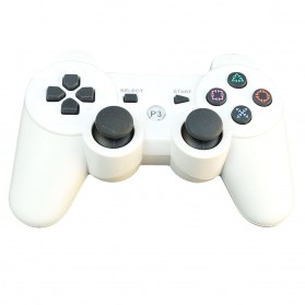 Playstation 3 Sixaxis Bluetooth Gamepad - White