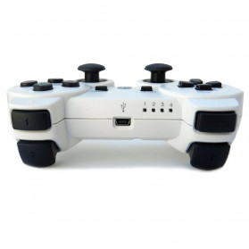 Playstation 3 Sixaxis Bluetooth Gamepad - White - 2