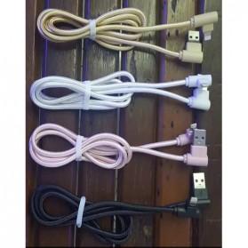 Kabel Lightning L Shape 1m - Black - 6