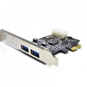 PCI-E 1x ke 2 USB 3.0 - 2