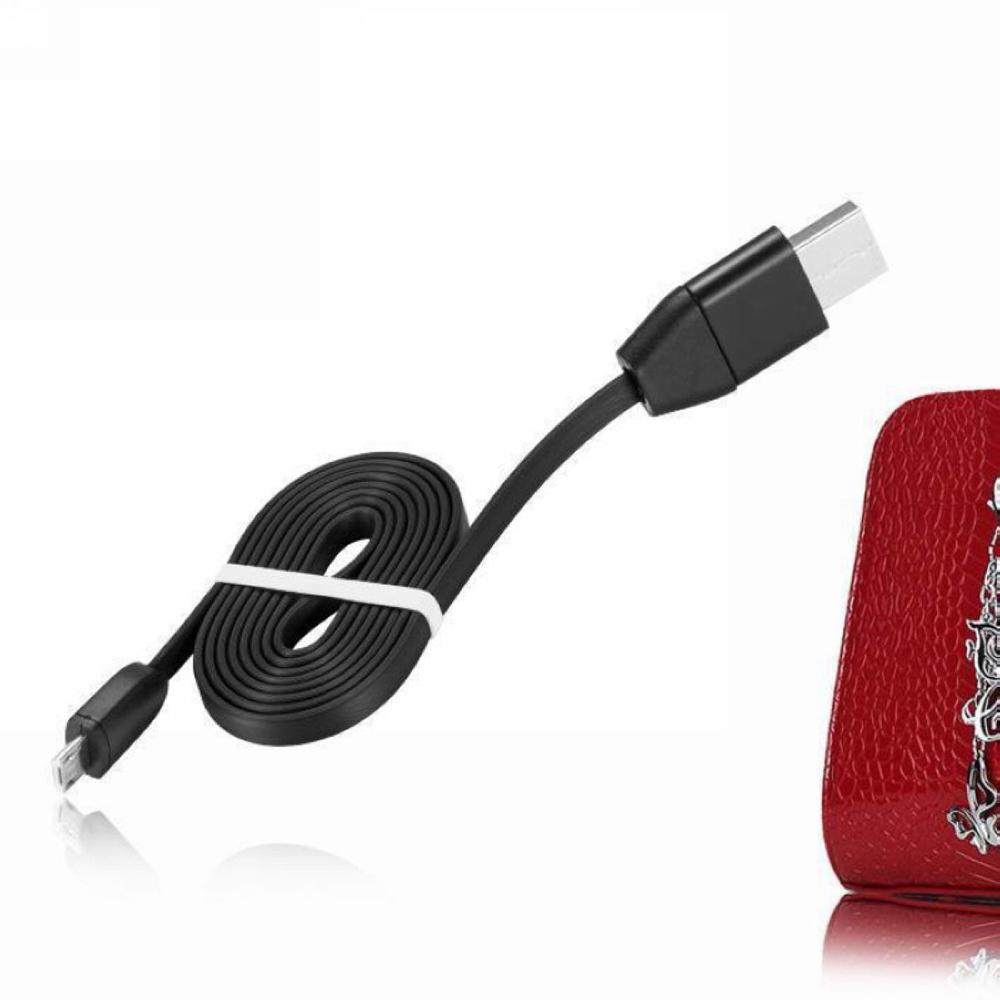Kabel Charger Micro Usb Dengan Gps Tracker S8 Black