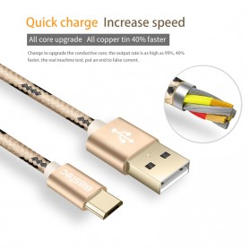 Bastec Kabel Charger Micro USB 0.5 Meter - Gray - 2