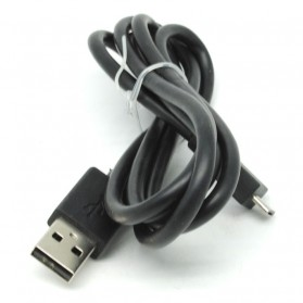 Kabel Micro USB to USB Smartphone 1M - Black - 3