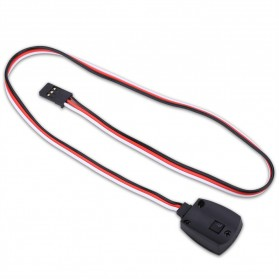 Kabel Sensor Temperature Probe Cable for Imax B5 B6 B6AC Charger - Black - 2