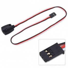 Kabel Sensor Temperature Probe Cable for Imax B5 B6 B6AC Charger - Black - 3