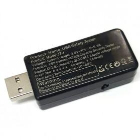 Digital USB Tester Voltase & Ampere - VA007 - Black - 4