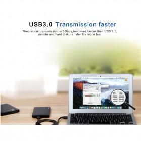 Kabel Data USB Micro B High Speed 3 Meter - Black - 2