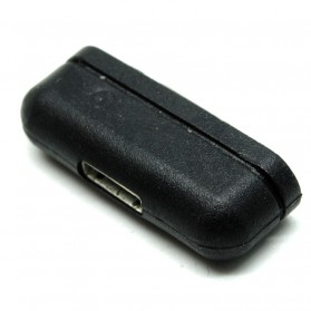 Micro USB to Magnetic Charger Adapter Sony Xperia Z1 Z2 Z3 - Black - 3