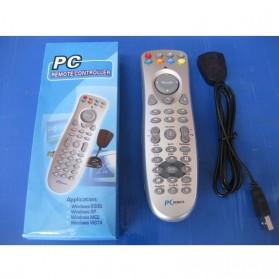 Computer Remote Control - S-PRC-0018 - Silver