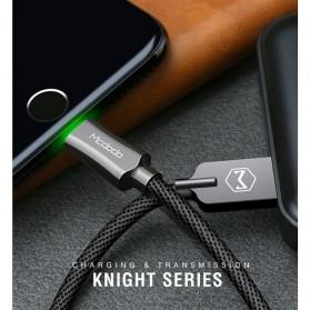 MCDODO Kabel Charger Lightning Premium 1.8 Meter - CA-3904 - Black - 5