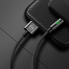 MCDODO Kabel Charger Lightning Fast Charging Auto Disconnect 1.2 Meter - CA-4600 - Black - 10