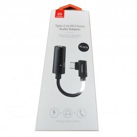 MCDODO Adapter 3 in 1 USB Type C to AUX 3.5mm + USB Type C - CA546 - Black - 9
