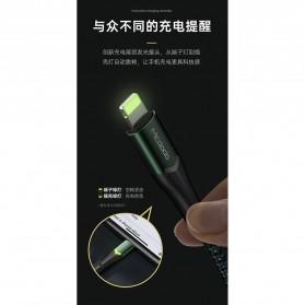 MCDODO Kabel Charger Lightning Fast Charging 2A 1.8 Meter - CA-7843 - Black - 5