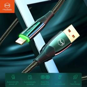 MCDODO Kabel Charger Lightning Fast Charging 3A 1.8 Meter - CA-8063 - Black