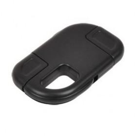 Taff Keychain Charging SYNC Data Micro USB Cable - Black