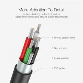 UGREEN Kabel USB to HDMI AV Adapter 1 Meter - CM151 - Black - 7