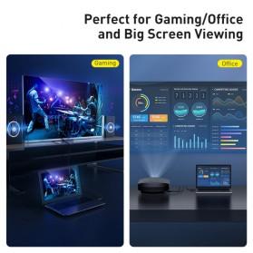Foxconn Kabel HDMI ke HDMI 2.0 Support 4K 1.2M - Black - 2