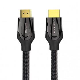 Vention Kabel HDMI ke HDMI 2.0 4K 60 FPS - 1M - VAA-B02 - Black - 3