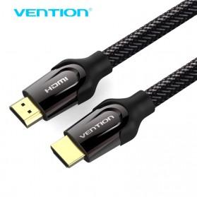 Vention Kabel HDMI ke HDMI 2.0 4K 60 FPS - 5M - Black - 2