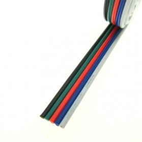 Kabel Listrik 5PIN untuk LED Strip RGBW - 4