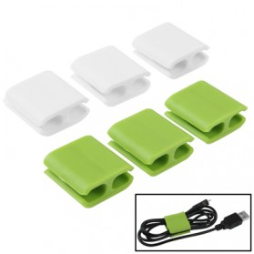 Smart Wire Cable Clips 6 PCS Size S - CC-923