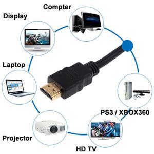 Kabel HDMI ke Micro HDMI OD5.5mm Gold Plated ...