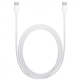Apple Kabel USB Type C to USB Type C 2 Meter - White