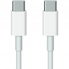 Apple Kabel USB Type C to USB Type C 2 Meter - White - 2