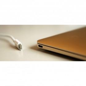 Apple Kabel USB Type C to USB Type C 2 Meter - White - 3