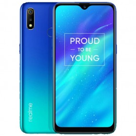 Smartphone Android, iOS - REALME 3 3GB 32GB - Blue