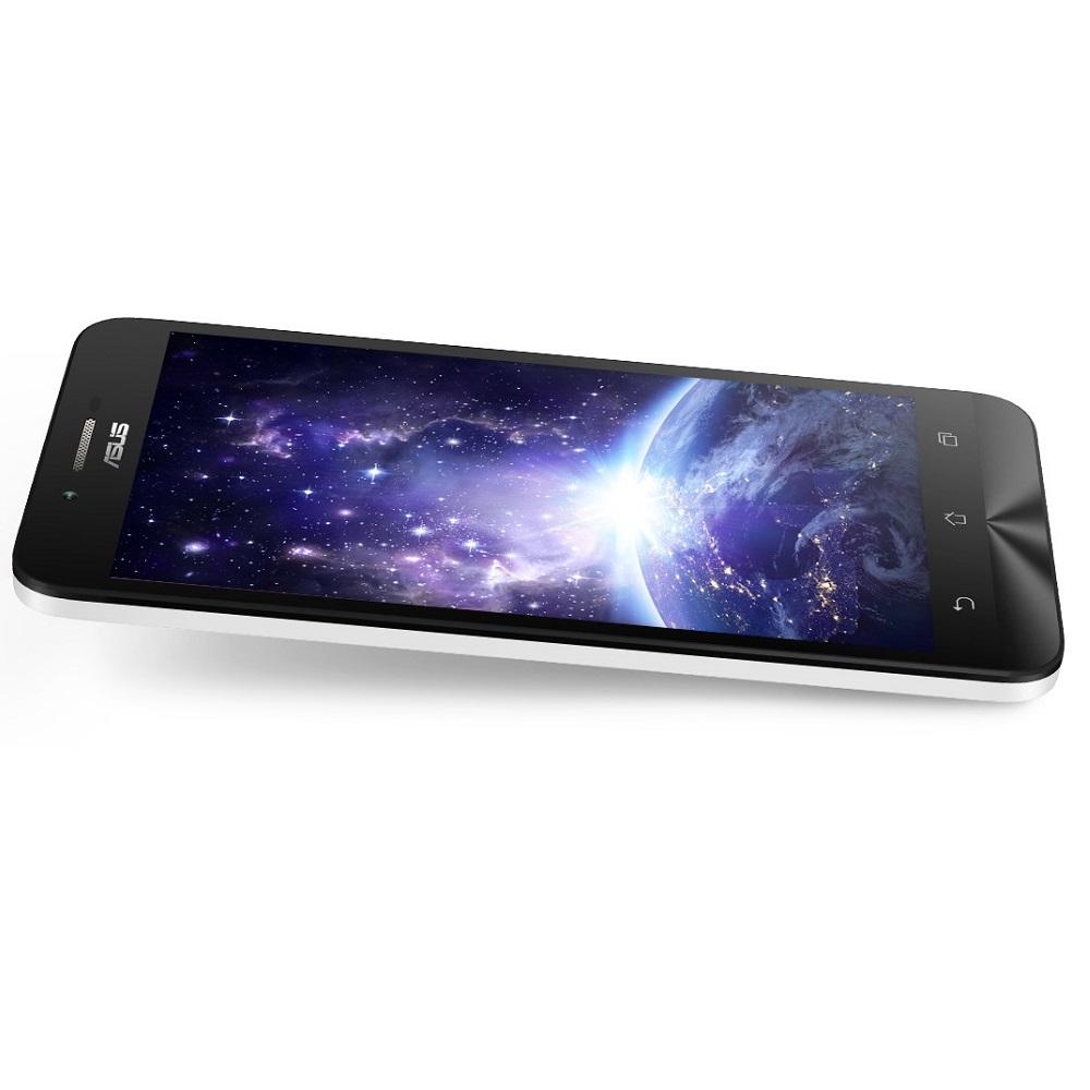 Asus Zenfone Go 8gb 2gb Ram Zc500tg Black Max Pro M1 Zb602kl Tempered Glass Color 25d Full Cover 6