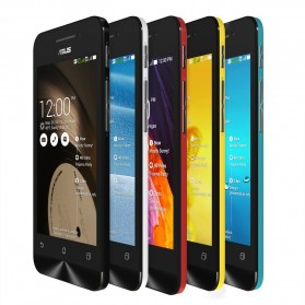 ASUS Zenfone 4 - A400CG with Battery 2 x 1200mAh - Charcoal Black - 3