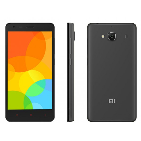 Xiaomi Redmi 2 - 8GB - Black - JakartaNotebook.com