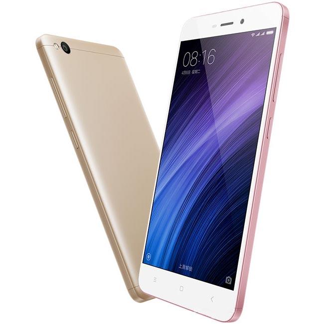 Xiaomi Redmi 4A 2GB 32GB - Golden - JakartaNotebook.com