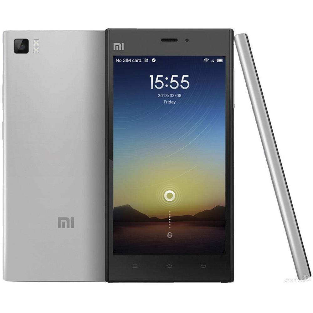 Xiaomi Mi 3 16gb Silver Jakartanotebook Com