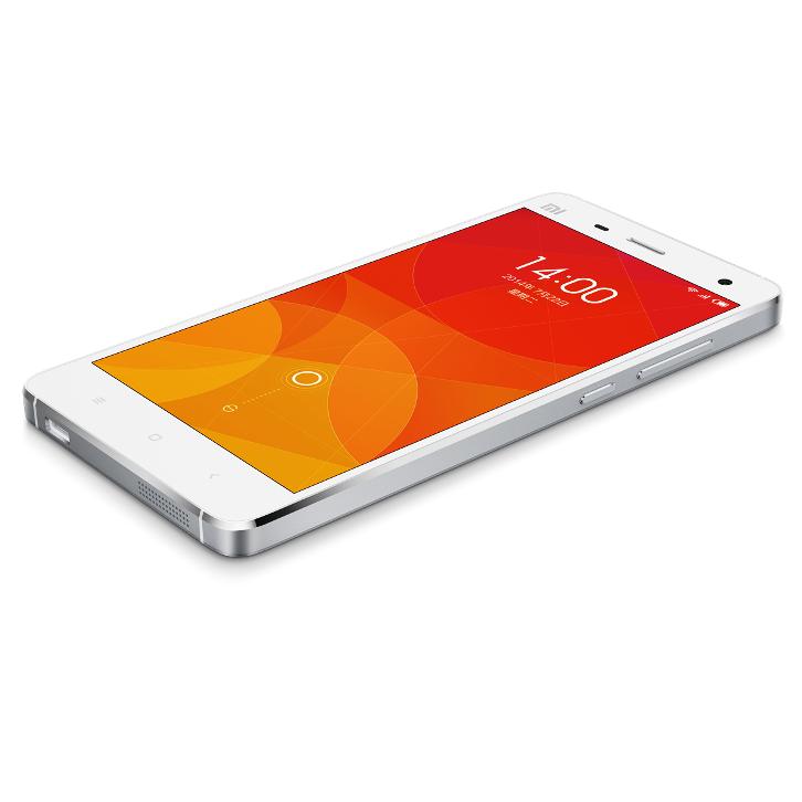 Xiaomi Mi4 White Xiaomi Mi4 - 16GB - Wh...
