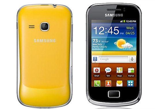 Samsung Galaxy mini2 GT-S6500D Firmware