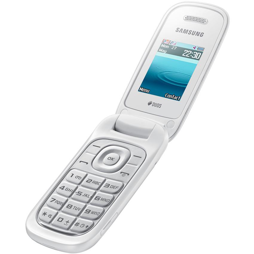 Samsung Caramel Gt E1272 White Jakartanotebook Com