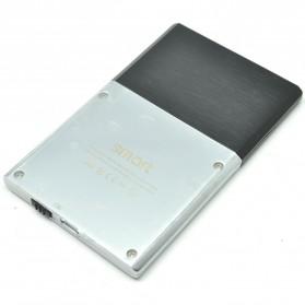 Smart S3 Credit Size Mobile Phone - Black - 2
