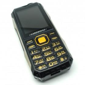KUH T998 Handphone Multifungsi Power Bank - Black Gold - 2