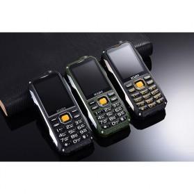 KUH T998 Handphone Multifungsi Power Bank - Black Gold - 4