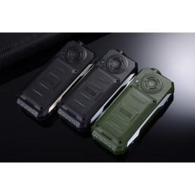 KUH T998 Handphone Multifungsi Power Bank - Black Gold - 8