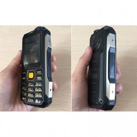 KUH T998 Handphone Multifungsi Power Bank - Black Gold - 12