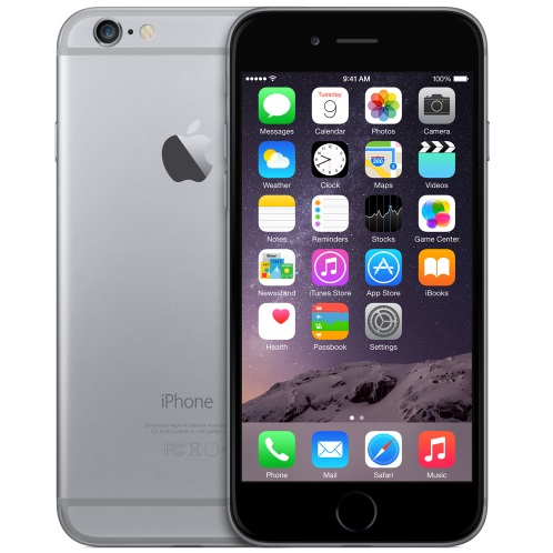 ... Apple iPhone 6 16GB - A1586 - Space Gray - 1 ...